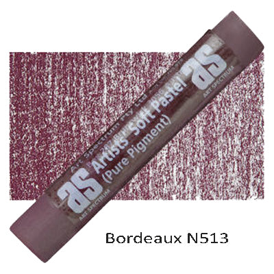 Art Spectrum Soft Pastels Bordeaux N513