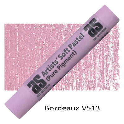 Art Spectrum Soft Pastels Bordeaux V513