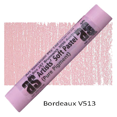 Art Spectrum Soft Pastels Bordeaux X513
