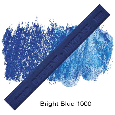 Derwent Inktense Blocks Bright Blue 1000