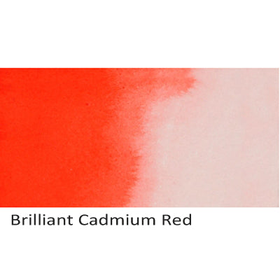 Dr Ph Martins Hydrus Watercolours Brilliant Cadmium Red