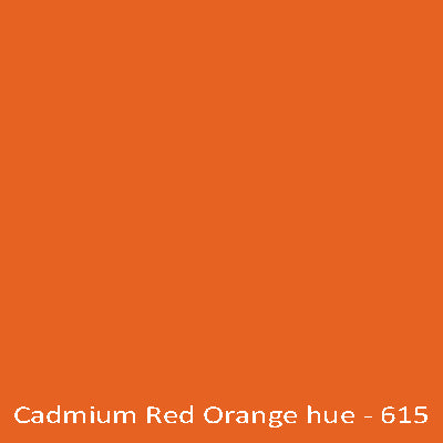 Sennelier Abstract Acrylic Matt Paints Cadmium Red Orange hue 615