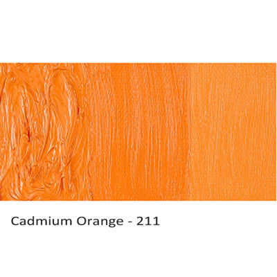 Cobra Water-mixable Oil Paint Cadmiun Orange 211