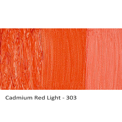Cobra Water-mixable Oil Paint Cadmium Red Light 303