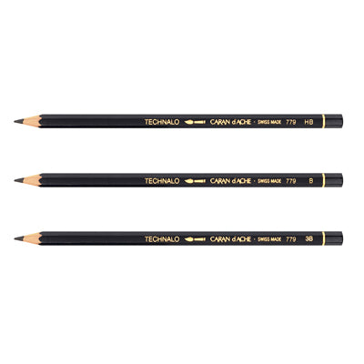 Caran d'Ache Technalo Water-soluble pencils