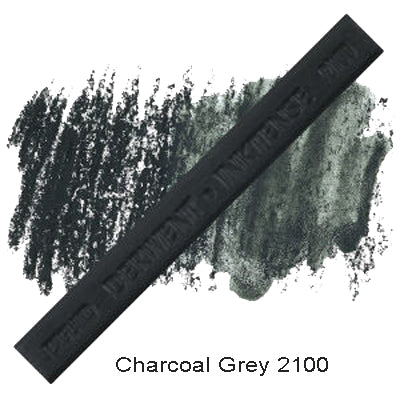Derwent Inktense Blocks Charcoal Grey 2100