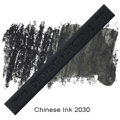 Derwent Inktense Blocks Chinese Ink 2030