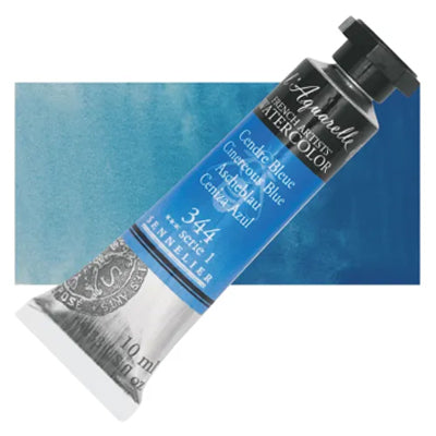 Sennelier L'Aquarelle Watercolours Cinereous Blue 344
