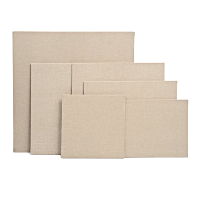 Clairefontaine Naturel Canvas Boards