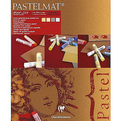 Clairefontaine PastelMat Pad No. 1