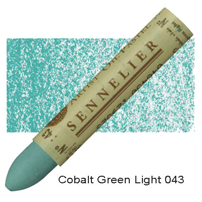 Sennelier Oil Pastels Cobalt Green Light 043