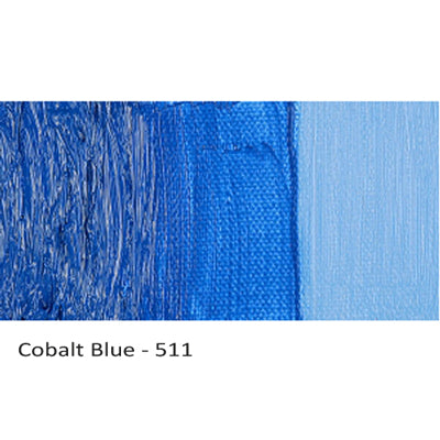 Cobra Water-mixable Oil Paint Cobalt Blue 511