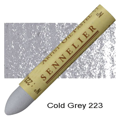Sennelier Oil Pastels Cold Grey 223
