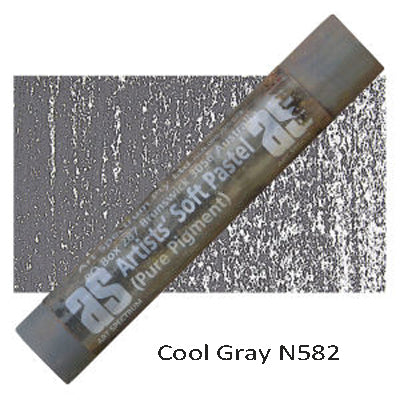 Art Spectrum Soft Pastels Cool Gray N582
