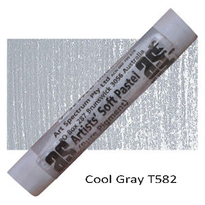 Art Spectrum Soft Pastels Cool Gray T582