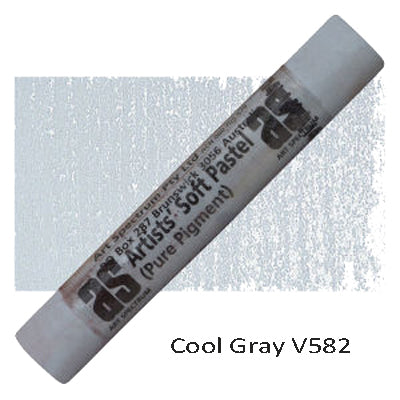 Art Spectrum Soft Pastels Cool Gray V582