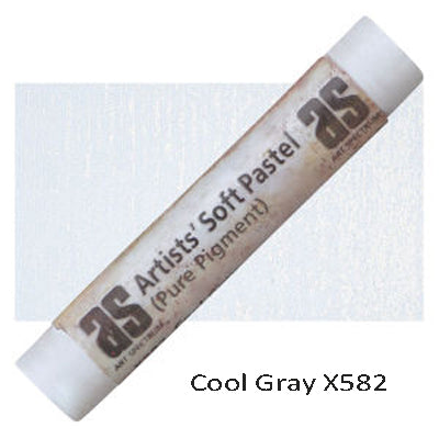 Art Spectrum Soft Pastels Cool Gray X582
