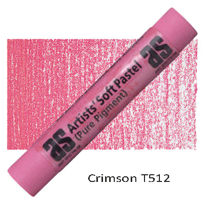 Art Spectrum Soft Pastels Crimson T512