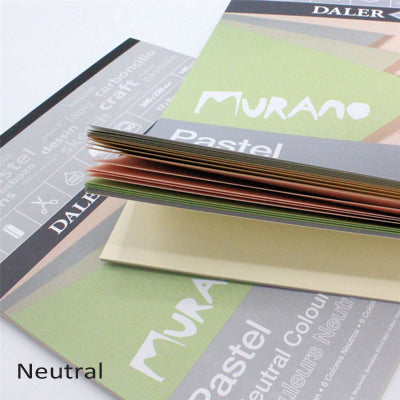 The Murano fine art paper is naturally textured surface and cotton content give it a classic, luxurious feel.