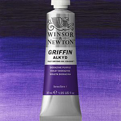 Gamblin Artist Oils Dioxazine Purple