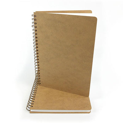 Drawing Board cover Spiral Bound Sketchbook