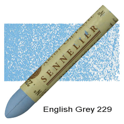 Sennelier Oil Pastels English Grey 229