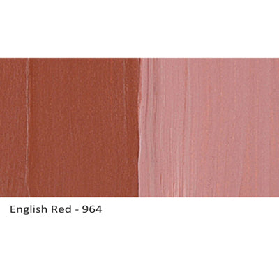Lascaux Studio Acrylics English Red 964