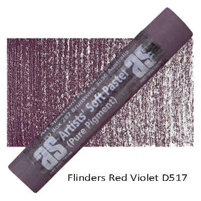 Art Spectrum Soft Pastels Flinders Red Violet D517