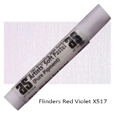 Art Spectrum Soft Pastels Flinders Red Violet X517
