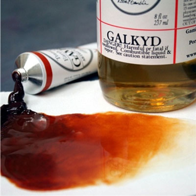 Gamblin Galkyd Oil Painting Medium - 250ml