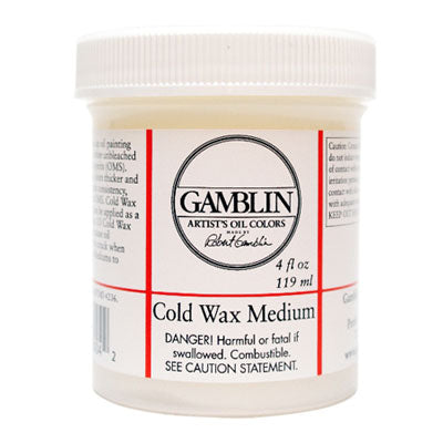 Gamblin Cold Wax Medium - 118ml