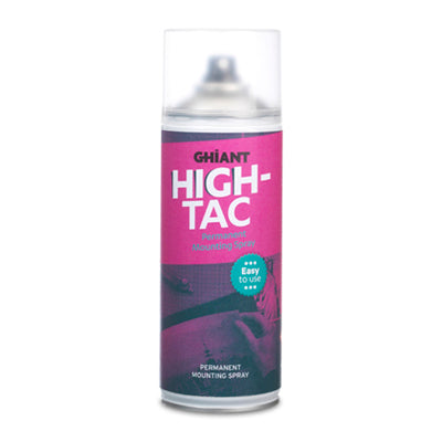 Ghiant High Tac Spray Mount - 400ml