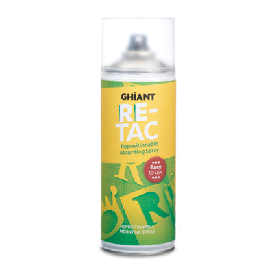 Ghiant Re-Tac Spray Mount