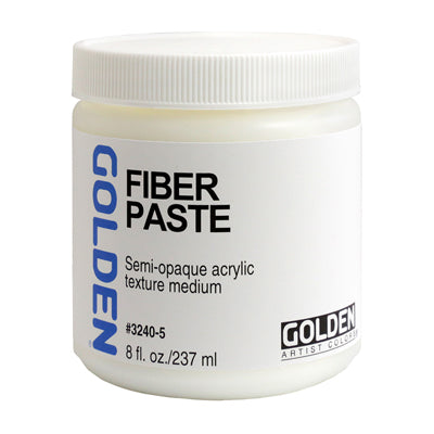 Golden Fiber Paste - 237ml