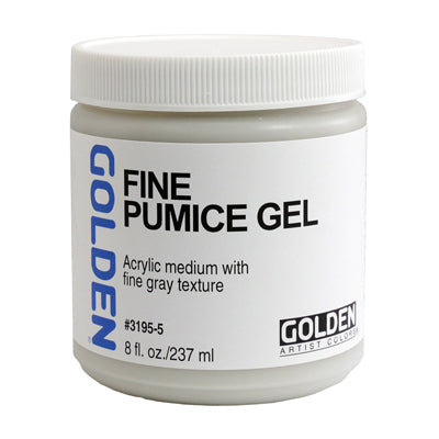 Golden Fine Pumice Gel - 237ml