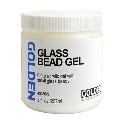 Golden Glass Bead Gel - 237ml