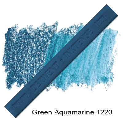 Derwent Inktense Blocks Green Aquamarine 1220