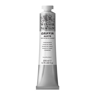 Winsor & Newton Griffin Alkyd Oil paints - 200ml