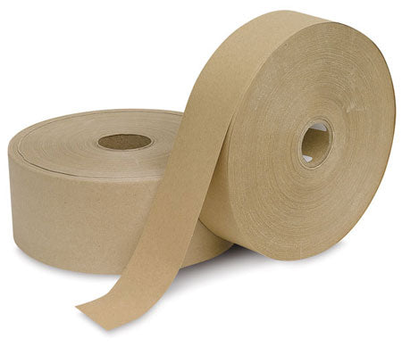 Brown Paper Tape - gummed