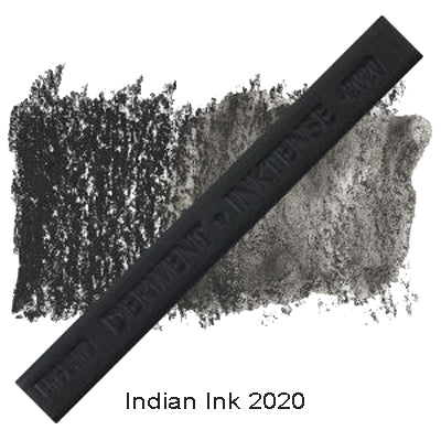 Derwent Inktense Blocks Indian Ink 2020