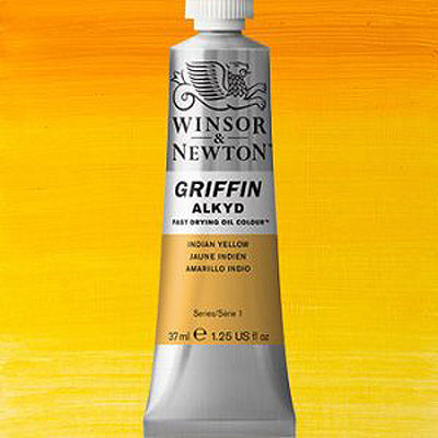 Gamblin Artist Oils Indian Yellow