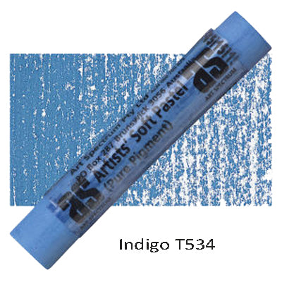 Art Spectrum Soft Pastels Indigo T534