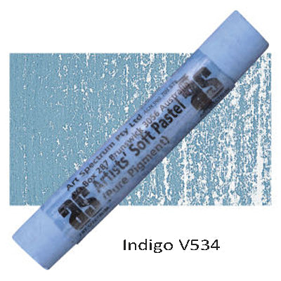 Art Spectrum Soft Pastels Indigo V534