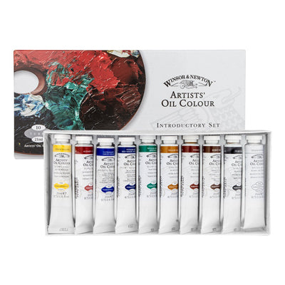 Winsor & Newton Artist Oils Introductory Set