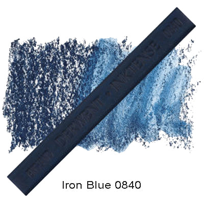 Derwent Inktense Blocks Iron Blue 0840