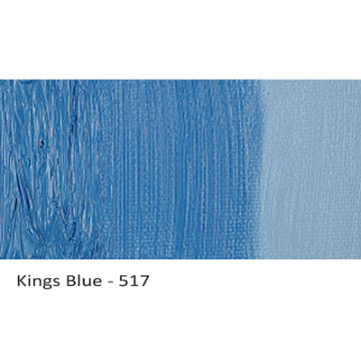 Cobra Water-mixable Oil Paint Kings Blue 517