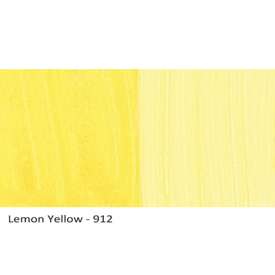 Lascaux Studio Acrylics Lemon Yellow 912