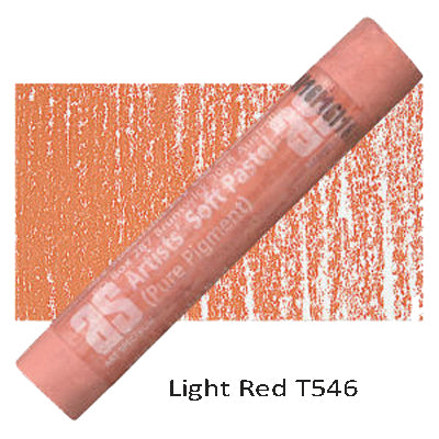 Art Spectrum Soft Pastels Light Red T546