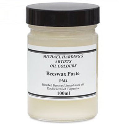 High oil content paste that increases body of oil colour, with satin-matt finish
