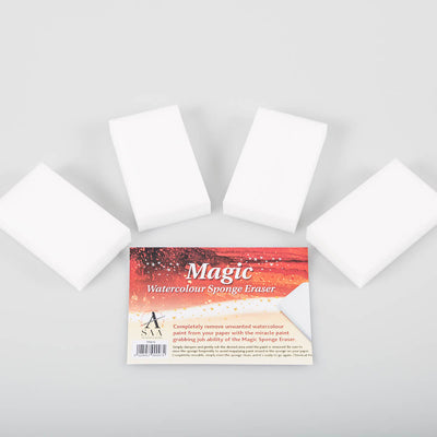 Magic Watercolour Sponge Eraser